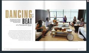 Cover Spread Art & Culture Mag